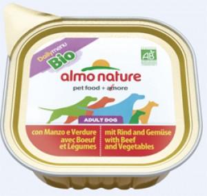 BioPaté Manzo e Verdure per cane
