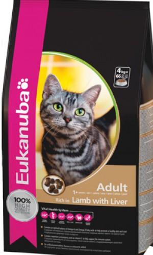 CAT ADULT AGNELLO sacco 2 kg - Eukanuba