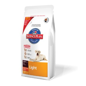 ADULT LIGHT Large Breed con POLLO