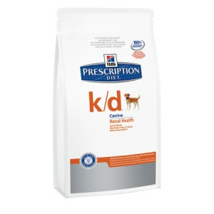 CANINE K/D Prescription Diet