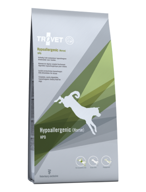 Trovet Hypoallergenic cavallo (Horse) HPD