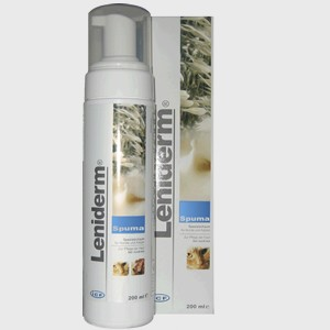 Leniderm Spuma 200 ml