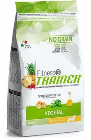 Adult Mini Vegetal sacco da 7, 5 KG. - Trainer - Cane