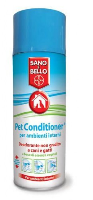 Pet Conditioner per Ambienti Interni