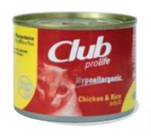 Adult Cat Pollo e Riso confezione 24 pezzi
