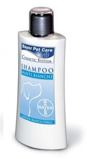 Shampoo Manti Bianchi Pet Care