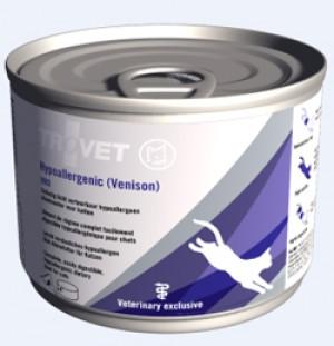Trovet Hypoallergenic Cervo (venison) VRD - Gatto