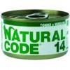 Natural Code Lattine Gatto 85 gr