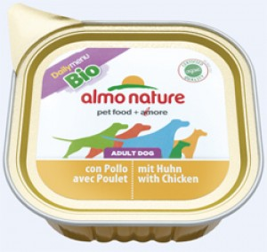 BioPatè Pollo per cane