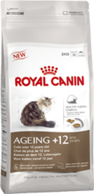 Ageing +12 Per gatti oltre i 12 anni di età