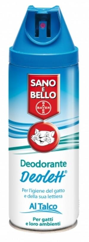 Deodorante al Talco Deolett