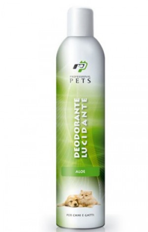 Deodorante Lucidante all'Aloe 400 ml
