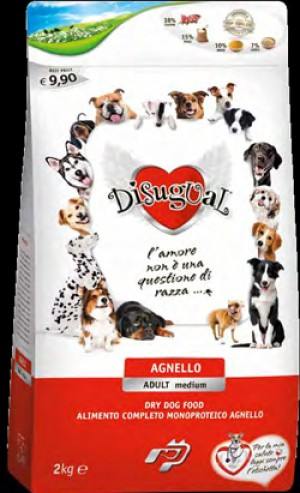 Disugual Medium all' Agnello