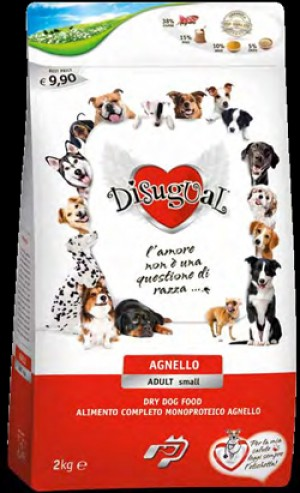 Disugual Mini all' Agnello