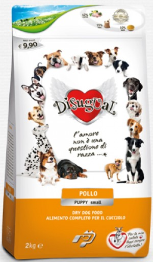 Disugual Puppy Mini al Pollo
