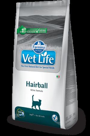 Farmina - Vet Life Natula Diet Hairball