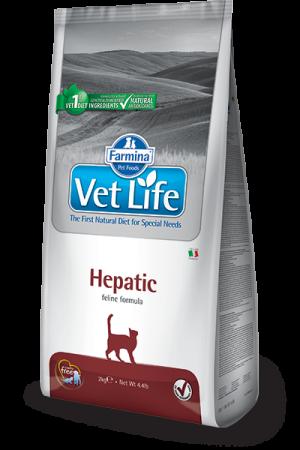 Farmina - Vet Life Natula Diet Hepatic