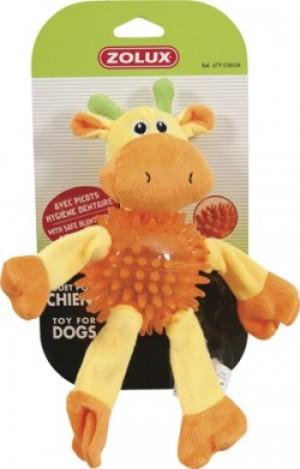 Gioco Peluche TPR Giraffa 23 cm
