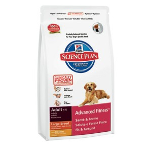 ADVANCED FITNESS ADULT LARGE BREED con POLLO