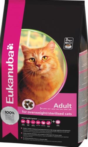 CAT ADULT LIGHT (gatti in sovrappeso)