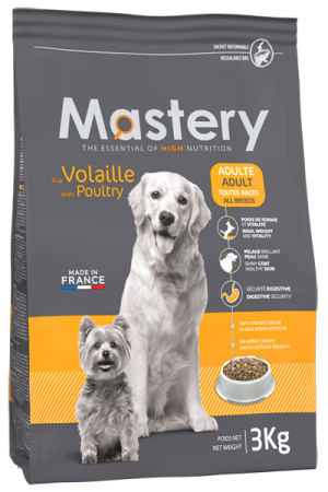 Mastery -  Adult Pollo - 12 Kg