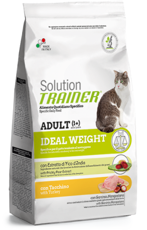 Cat Solution Ideal Weight Tacchino sacco 1.5 kg Trainer TR_PS6406.R