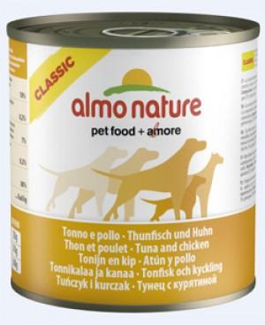 Classic Dogs con Tonno e Pollo