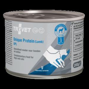 Trovet Unique protein Agnello (lamb) LRD - per cani e gatti - 200gr